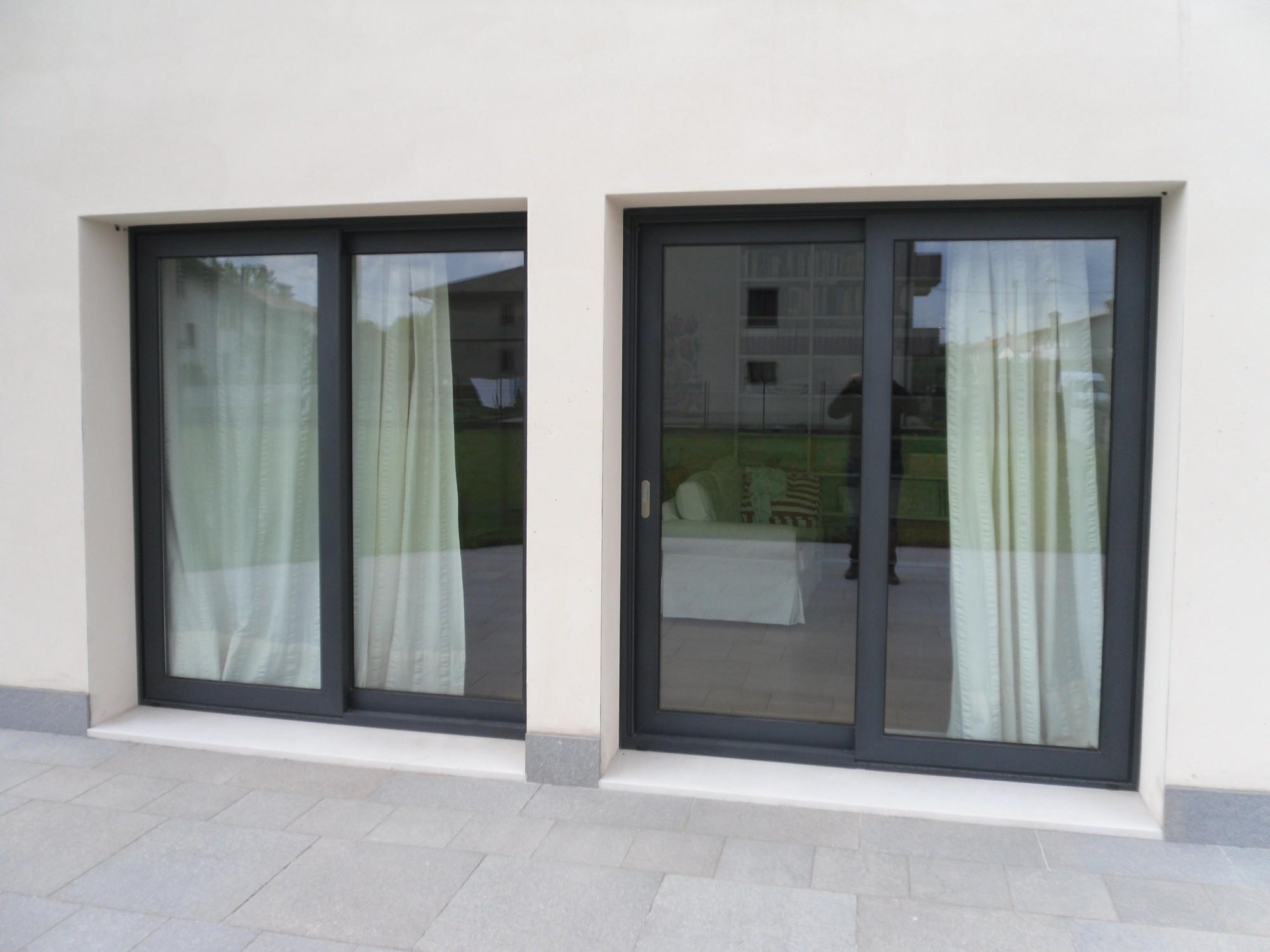 Beautiful gallery of cheap serramenti in alluminio taglio for Preventivo finestre online